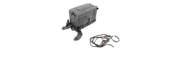 Batterie - Kabel / Halter