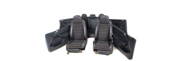 Sitze / Rücksitzbänke