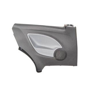Seat Ibiza 6J 3-Türer Seitenverkleidung hinten links gris galway 6J3867043D
