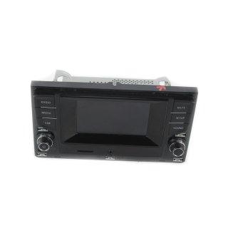 5G0035885C VW Radio Composition Touch Screen SD Kartenleser AUX Anschluss